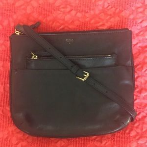 Fossil Crossbody purse EUC